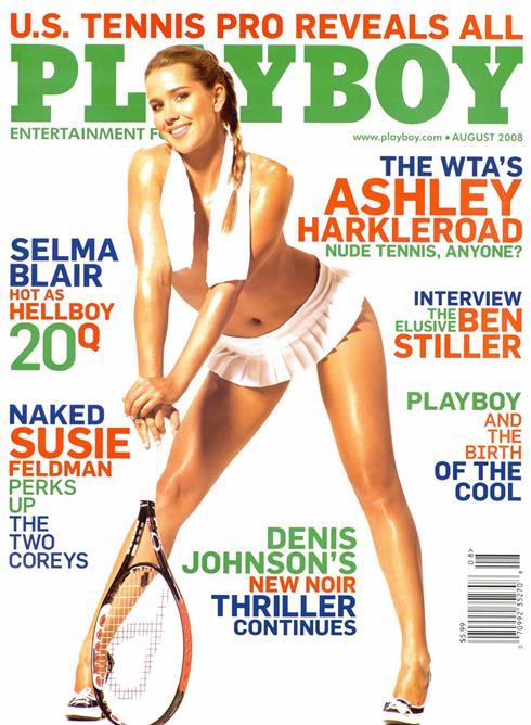 Playboy August 2008