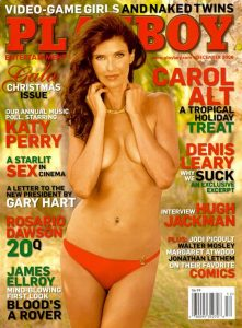 Playboy December 2008