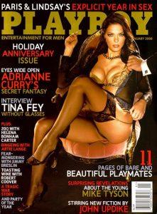 Playboy January 2008