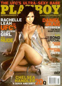 Playboy November 2008