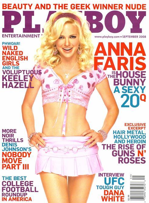 Playboy September 2008