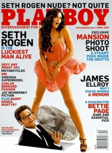 Playboy April 2009