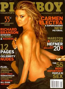 Playboy January 2009