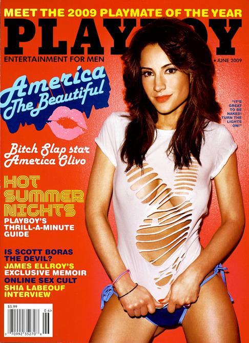 Playboy June 2009