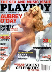 Playboy March 2009