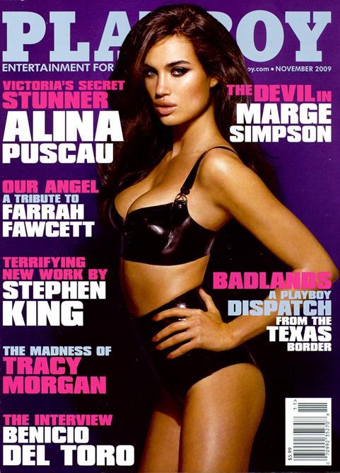 Playboy November 2009