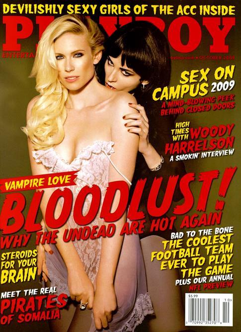 Playboy October 2009