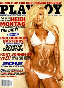 Playboy September 2009