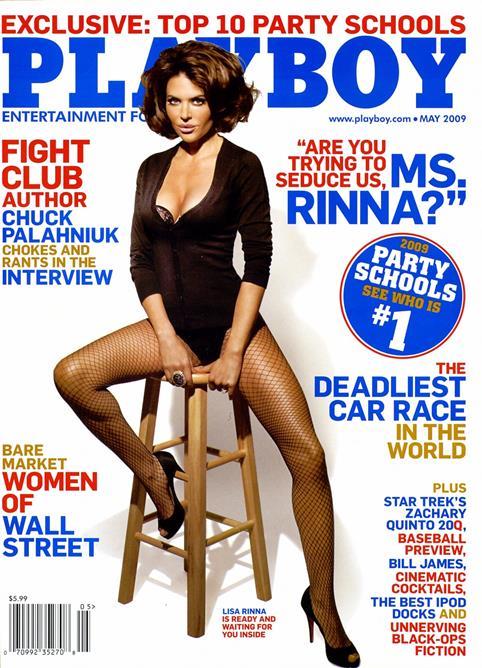 Playboy May 2009