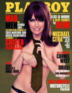 Playboy August 2010