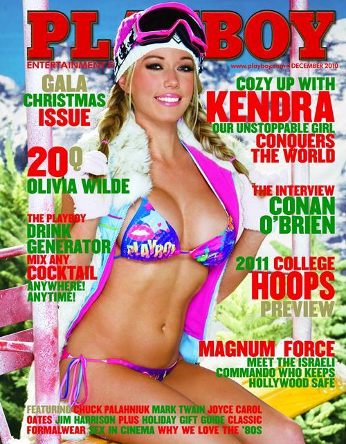 Playboy December 2010
