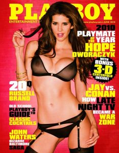 Playboy June 2010