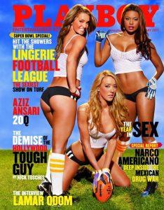 Playboy February 2011