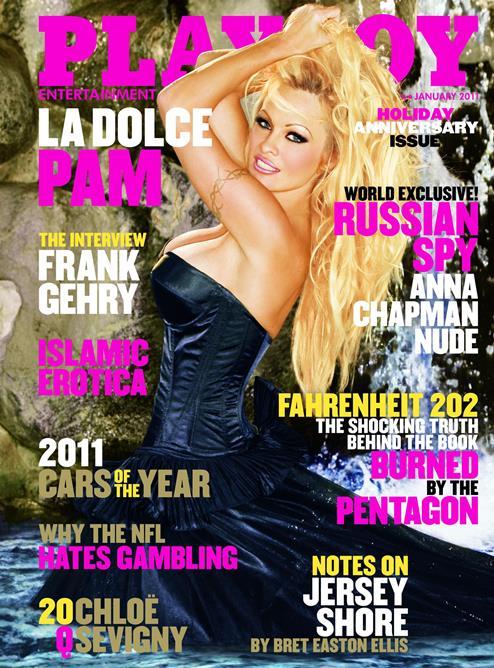 Playboy January 2011