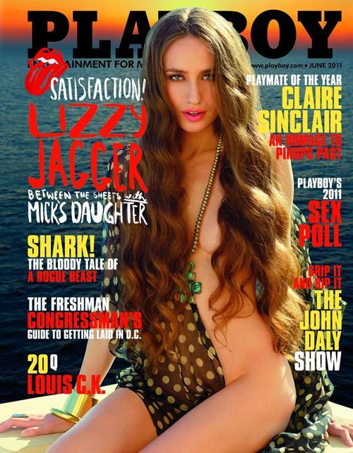 Playboy June 2011
