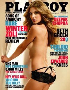 Playboy March 2011