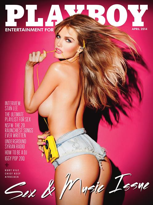Playboy April 2014