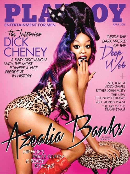 Playboy April 2015