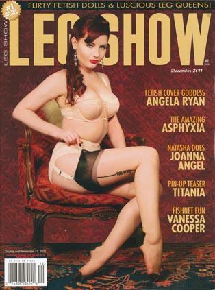 Leg Show Dec 2011