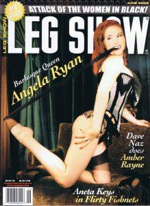 Leg Show Jun 2008