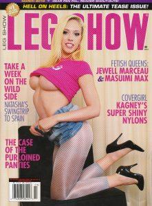 Leg Show March 2010