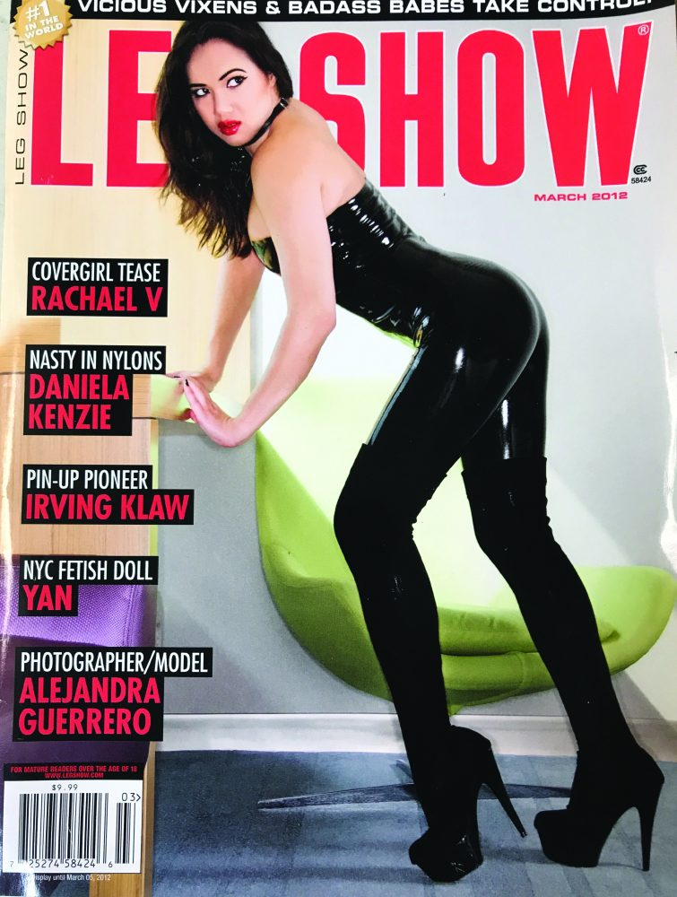 Leg Show Mar 2012