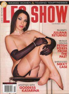 Leg Show Nov 2010