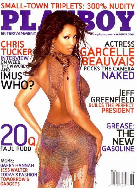 Playboy August 2007