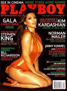 Playboy December 2007