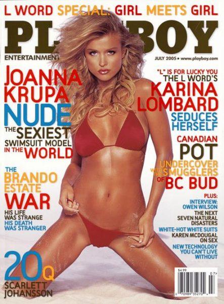 Playboy July 2005