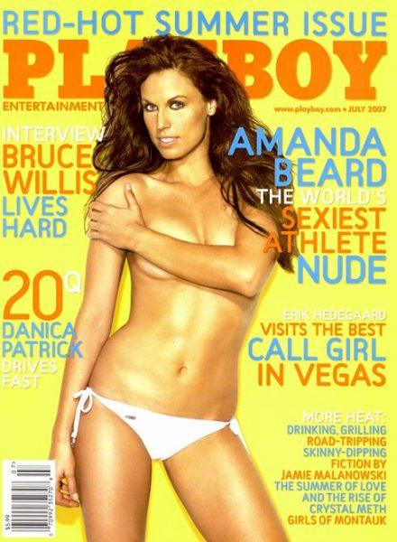 Playboy July 2007