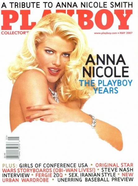 Playboy May 2007