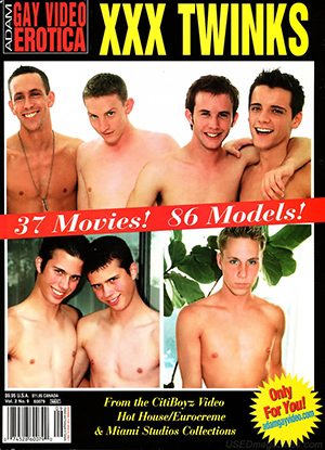 XXX Twinks Volume 2 No. 9