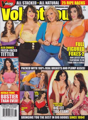 Voluptuous March 2012