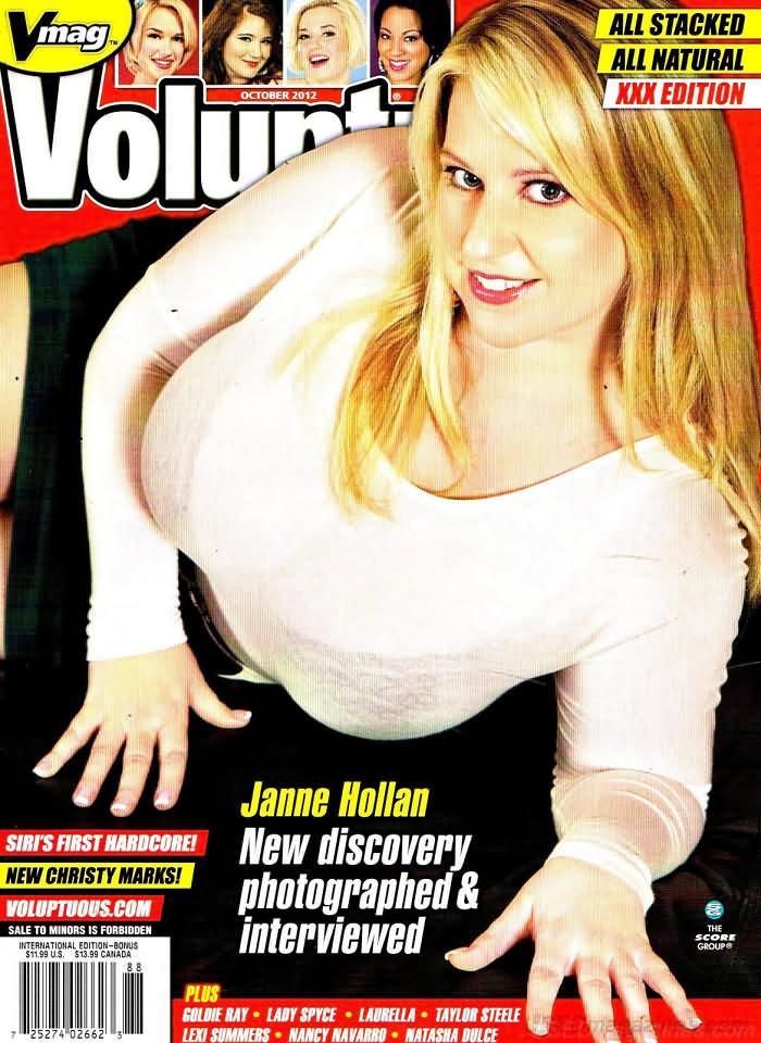 Voluptuous October 2012