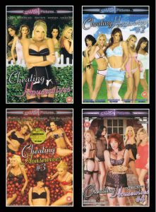 Smash Pictures presents Cheating Housewives Complete Box Set (1-4)
