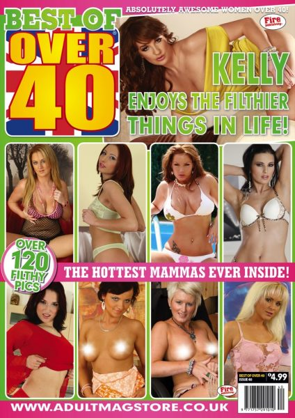 Best of Over 40 Issue 40