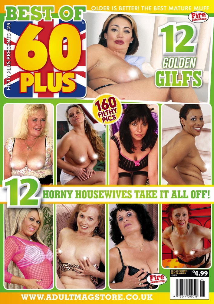 Best of 60 Plus Issue 25
