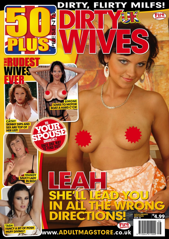 Dirty Wives Issue 38 (digital edition)