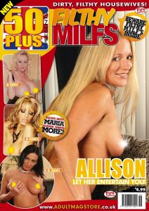 Filthy MILFS Issue 19 (digital edition)