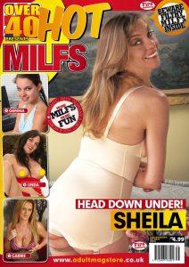 Hot MILFS Issue 35 (digital edition)