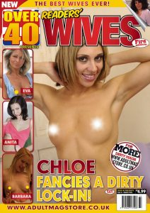 Readers' Wives Issue 33 (digital edition)