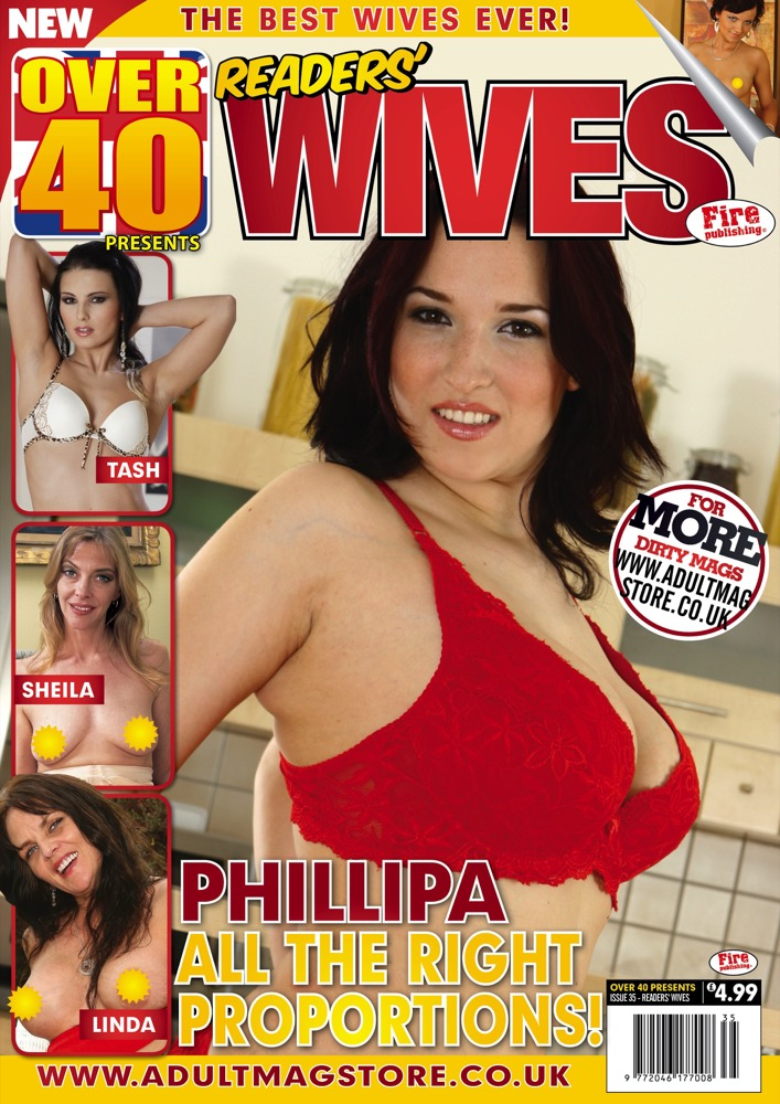 Readers' Wives Issue 35 (digital edition)