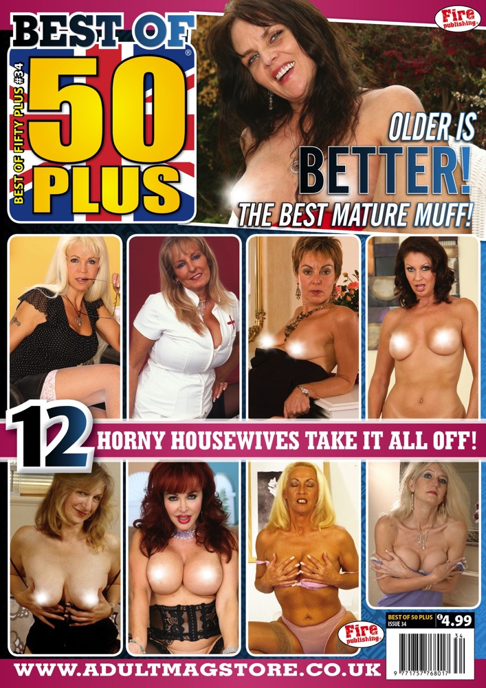 Best of 50 Plus Issue 34