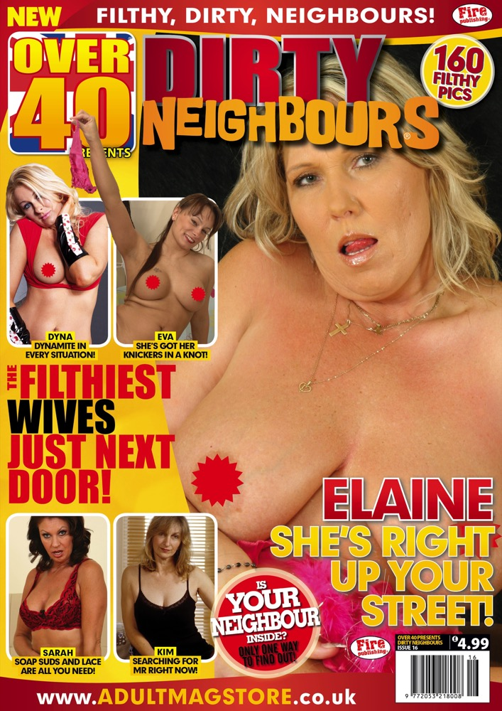 Dirty Neighbours Issue 16 (digital edition)