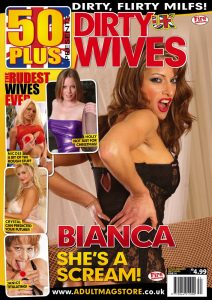 Dirty Wives Issue 34 (digital edition)