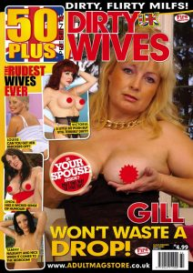 Dirty Wives Issue 32 (digital edition)