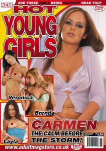 Hot Young Girls Issue 26 (digital edition)
