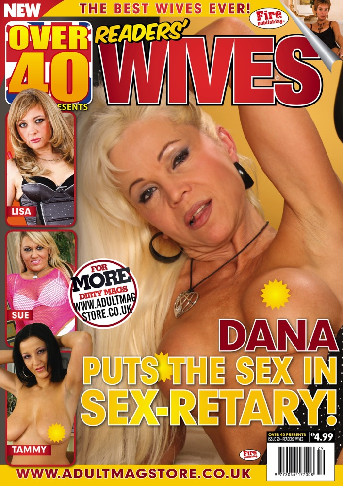 Readers' Wives Issue 29 (digital edition)