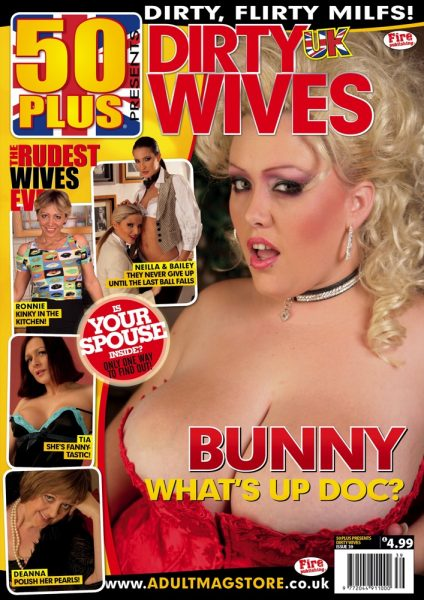 Dirty Wives Issue 39 (digital edition)